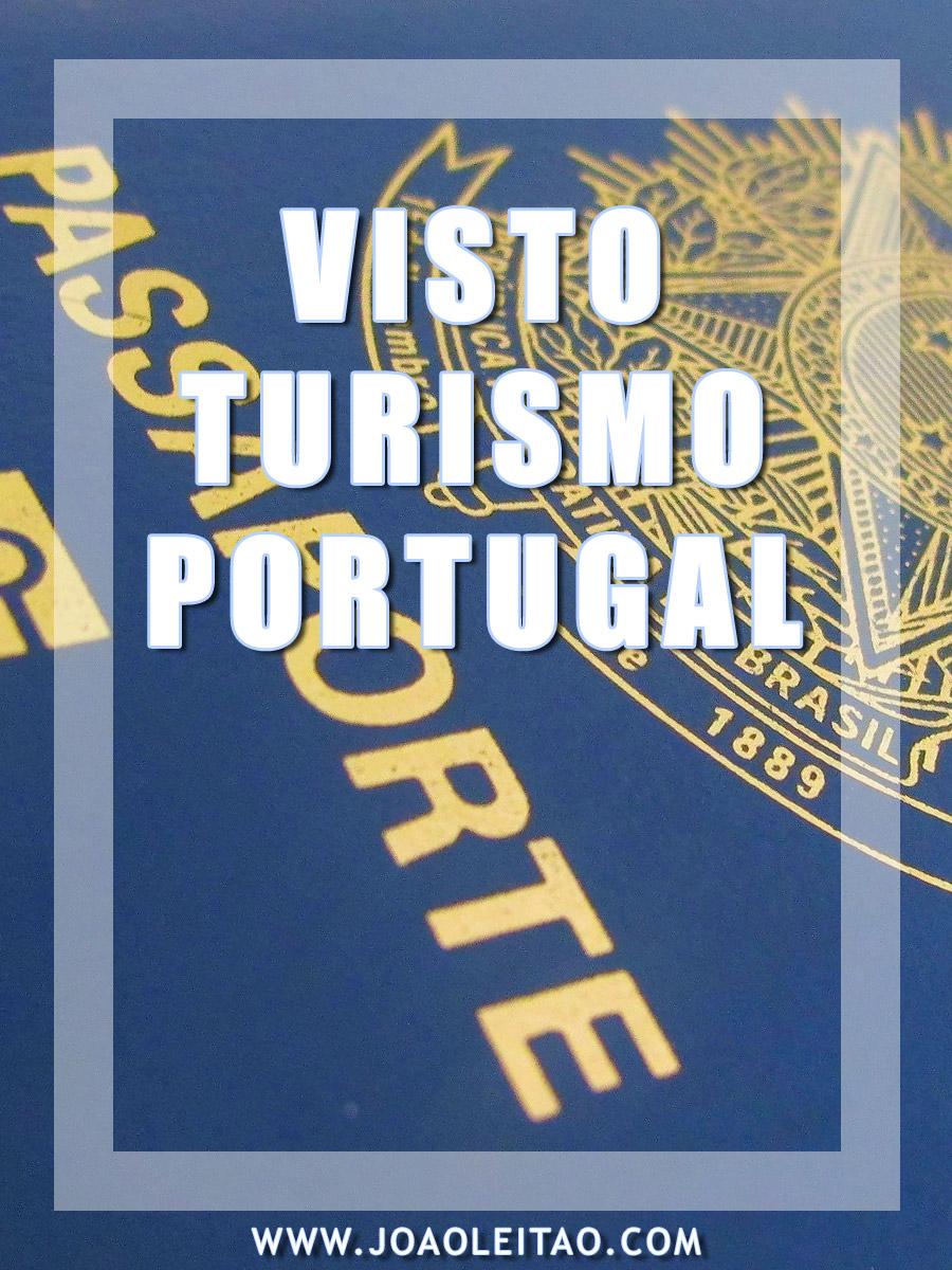 VISTO TURISMO PORTUGAL