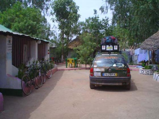 Hotel Alakabung Logde em Georgetown, Gâmbia 1