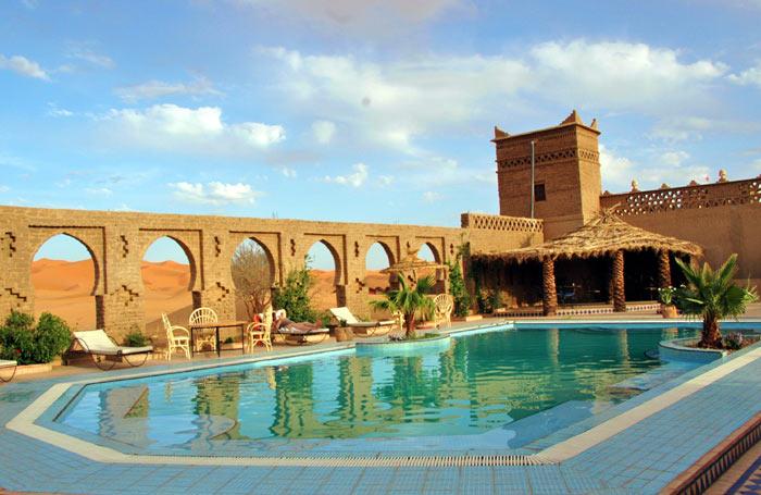 Auberge du Sud Hotel Deserto em Merzouga, Marrocos 1