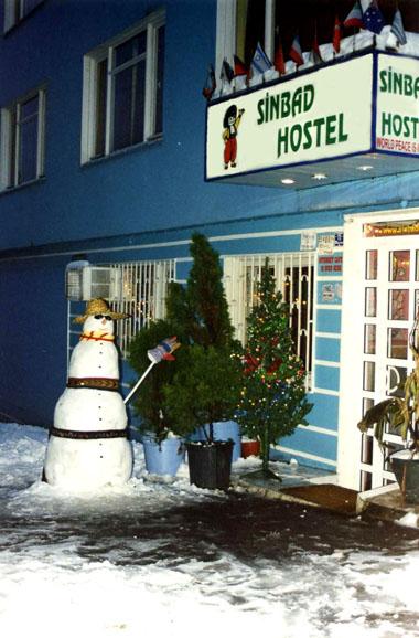 Hostel em Istanbul, Turquia 1