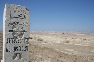 Fronteiras remotas: Israel e Palestina - Jericó 3