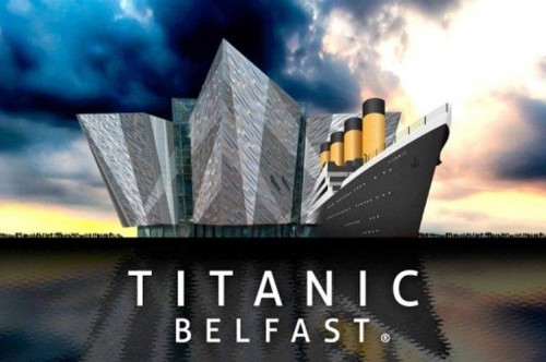 Museu do Titanic em Belfast, Irlanda do Norte 10