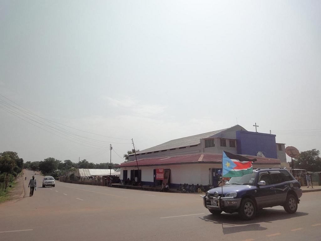 Fotografias de Juba, Sudão do Sul 1