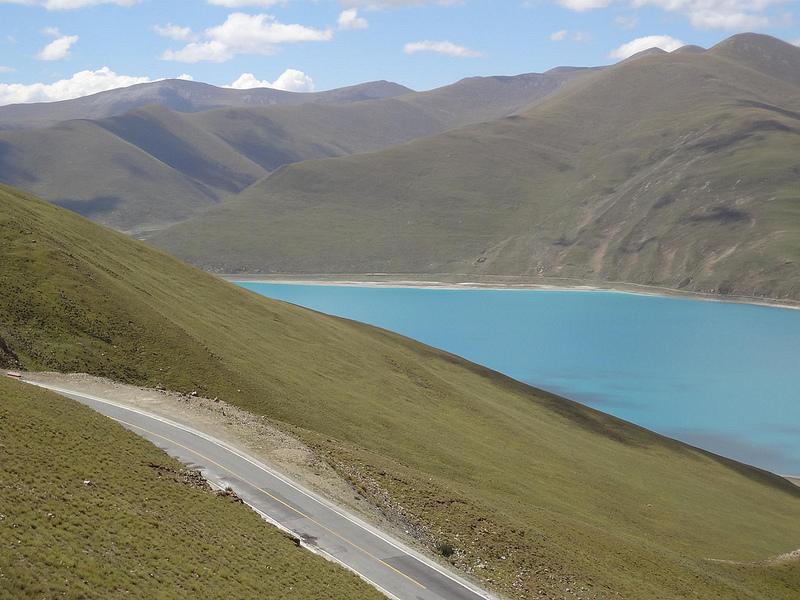 Lago Yamdrok 4441m, Tibete 19