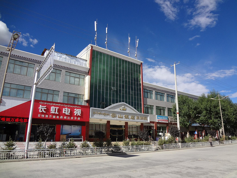 Hotel Zong Shan em Gyantse, Tibete 16