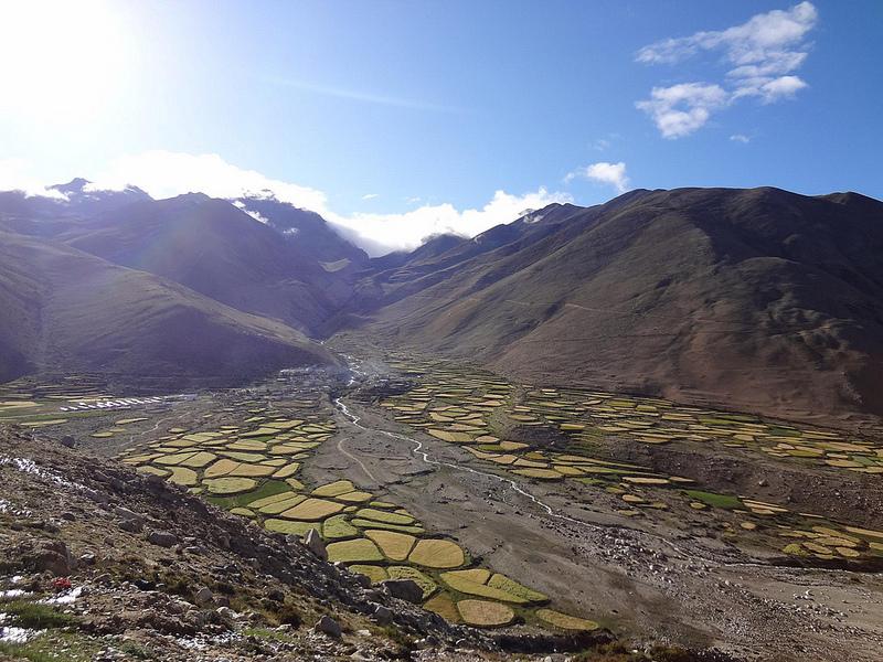 Estrada Nyalam até Lalung La Pass 5050m, Tibete 2
