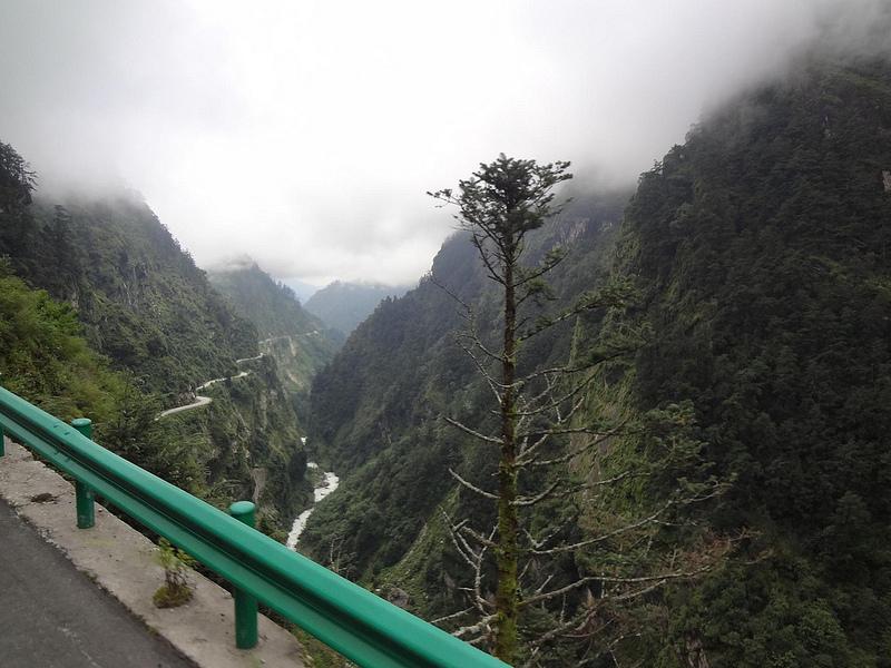 Vídeos da Estrada Zhangmu até Nyalam, Tibete 4