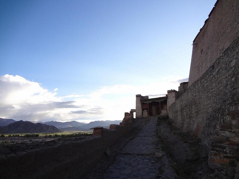 Fortaleza de Gyantse, Tibete 2