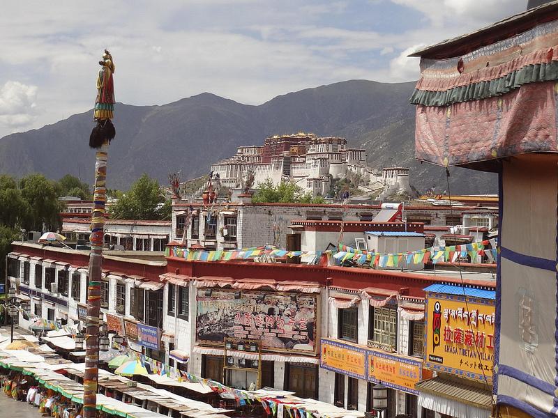 Guia de Viagem para Visitar o Tibete, Roteiro 8 dias 2