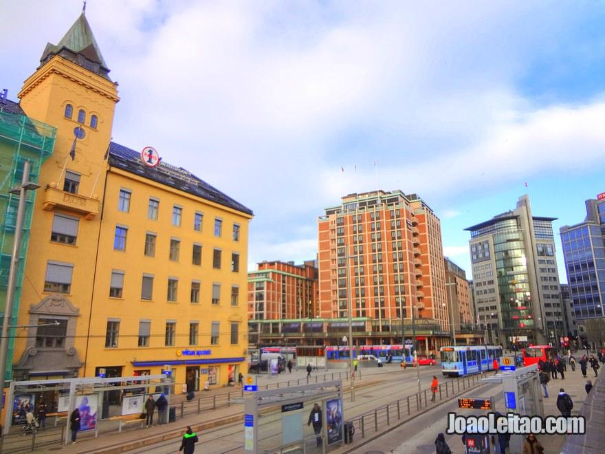 Foto de Oslo na Noruega