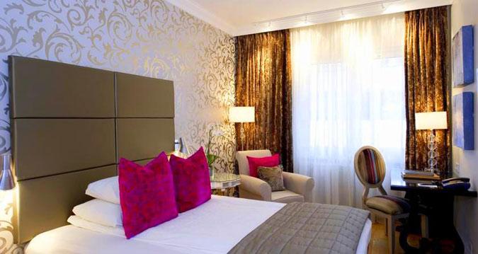 Hotel Continental em Oslo