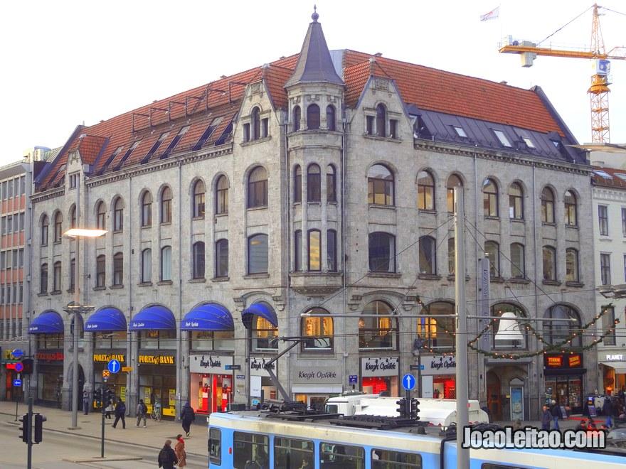 Foto de edifício em Oslo