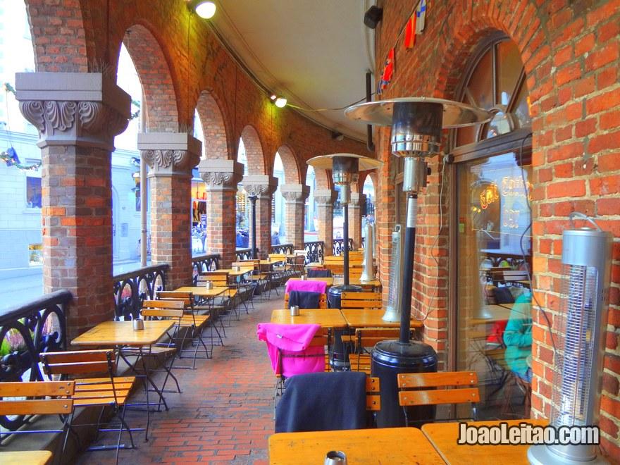 Foto de um Restaurante em Oslo