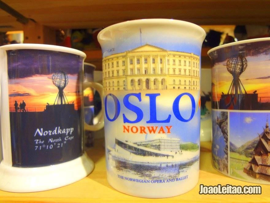 Foto de Canecas de Oslo