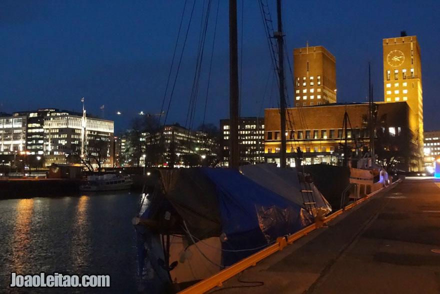 Marina de Oslo, Visitar a Noruega