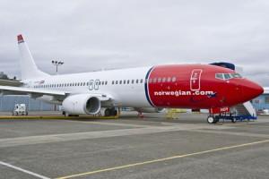 Viajar de aviao ate a Noruega
