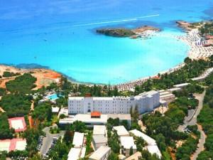 Hotel na Nissi Beach em Ayia Napa Chipre