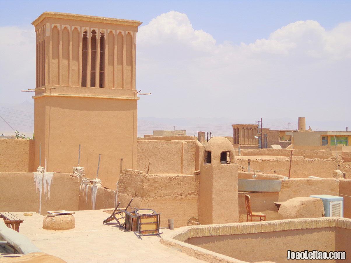 Visitar Yazd Irão