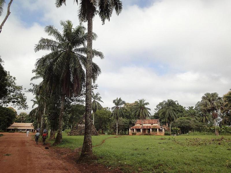 Fotografias de Faradje, RDC 1