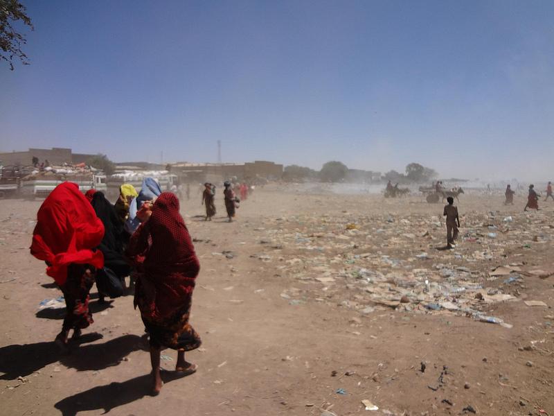 Fotografias de Wajaale, Somalilândia 3