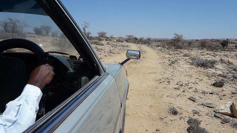 Vídeos Transporte Hargeisa até Las Gaal e Berbera, Somalilândia 2