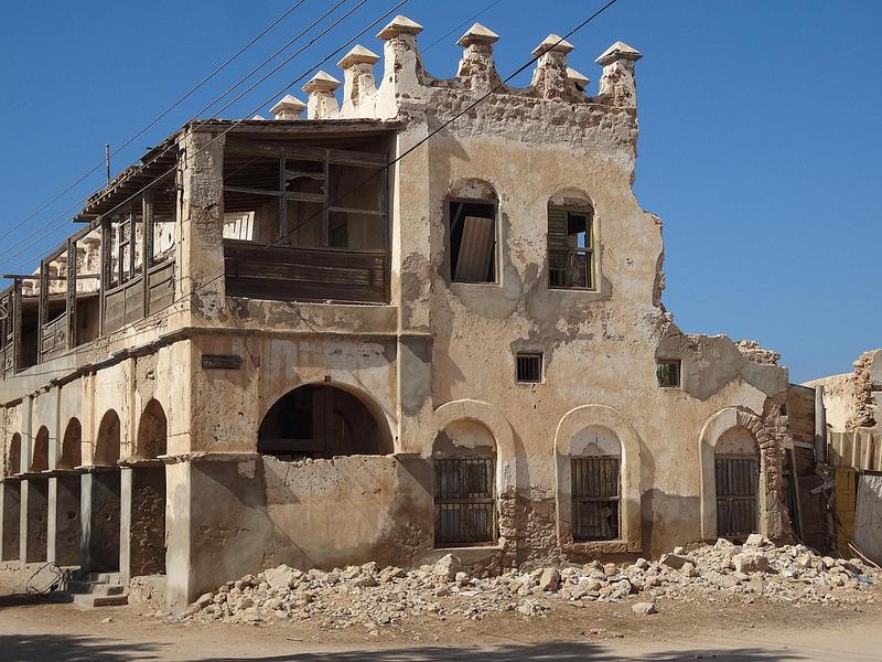 Fotografias de Berbera, Somalilândia 1