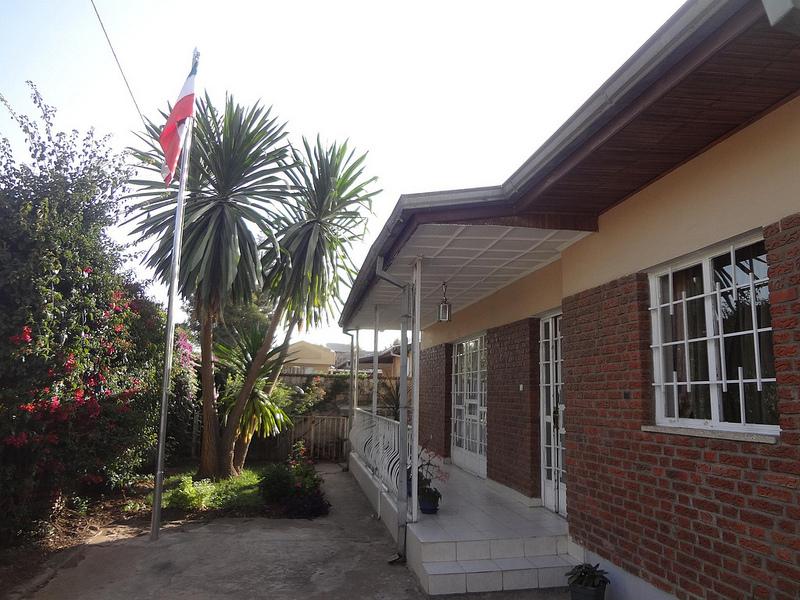 Visto da Somalilândia em Addis Ababa, Etiópia 2
