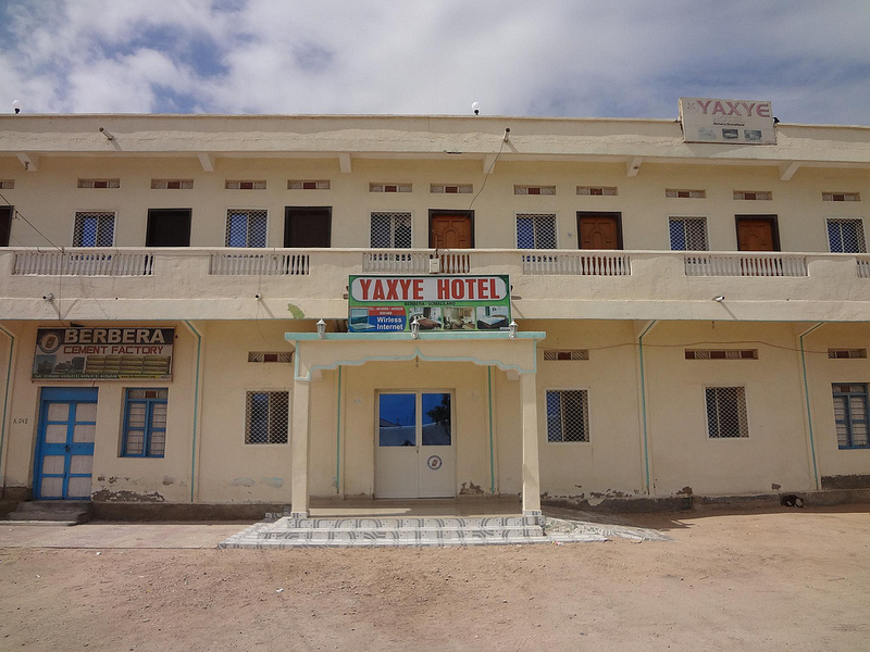 Hotel Yaxiye, Berbera Somalilândia 2