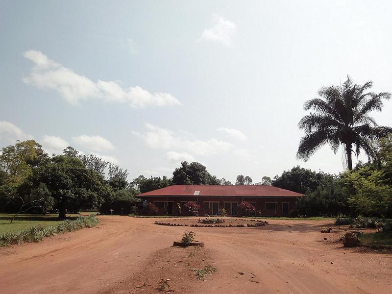 Vídeo de como preparar Fufu, Congo 9