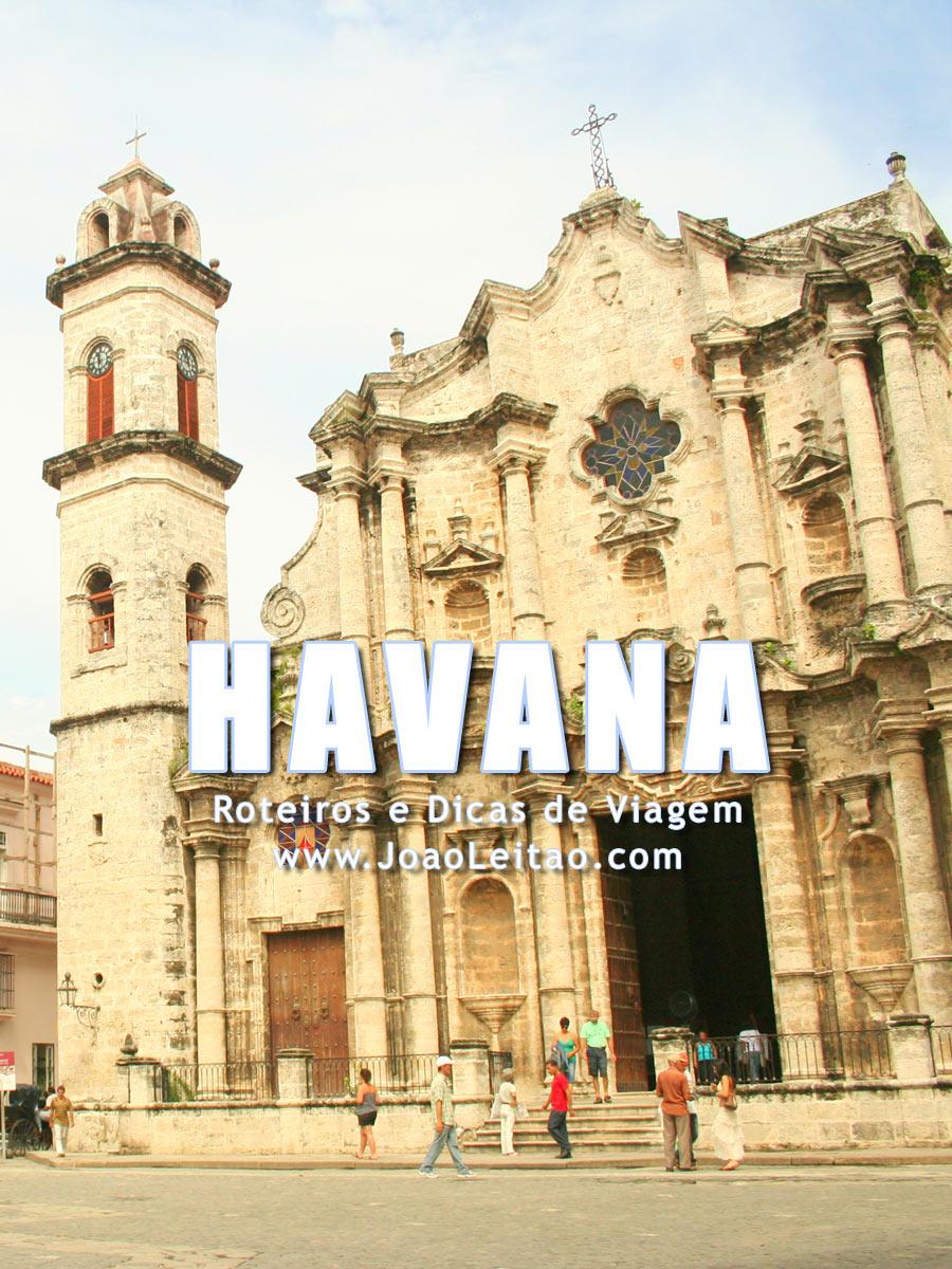 Visitar Havana em Cuba