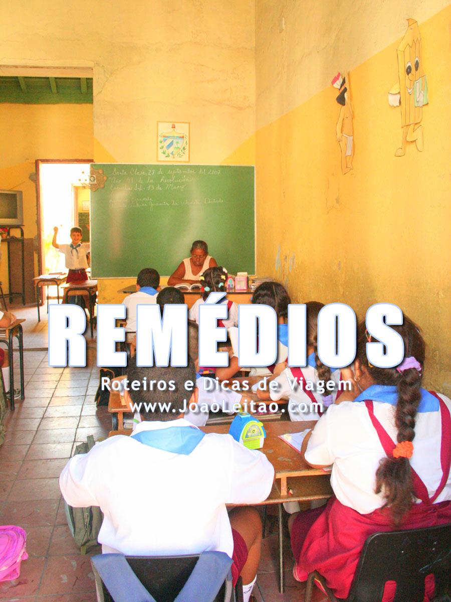 Visitar Remedios em Cuba