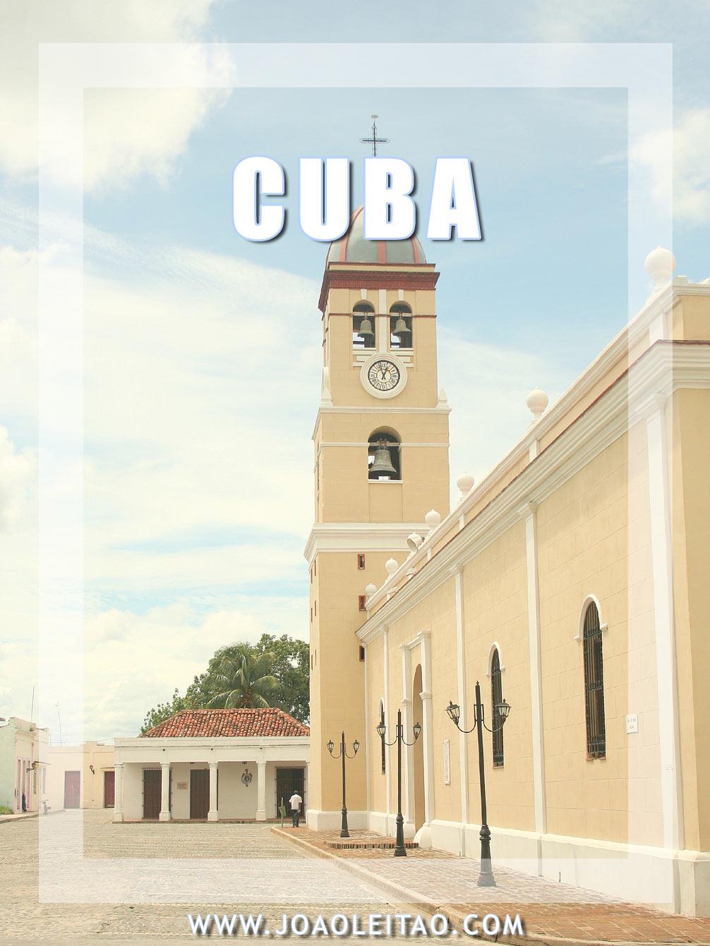 ROTEIRO 2 SEMANAS CUBA