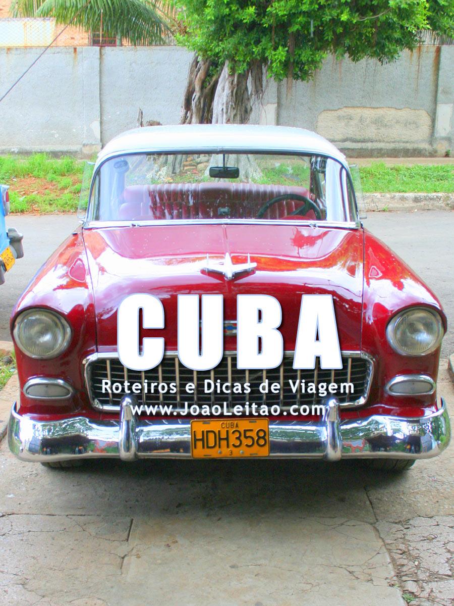 5 lugares especiais para visitar em Cuba