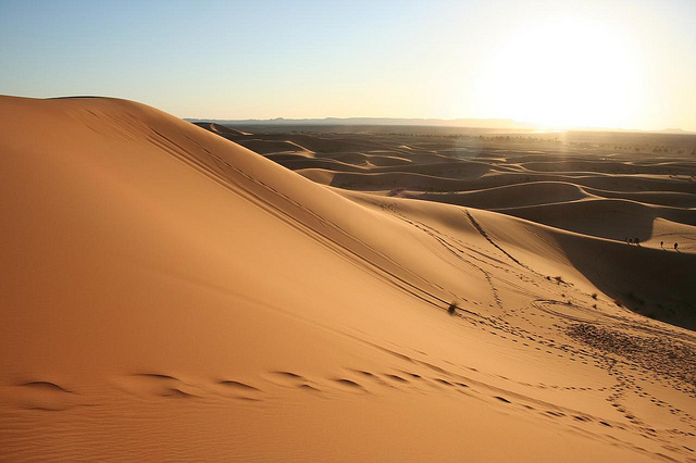 Excursão 5 dias no Deserto do Saara desde Marrakech