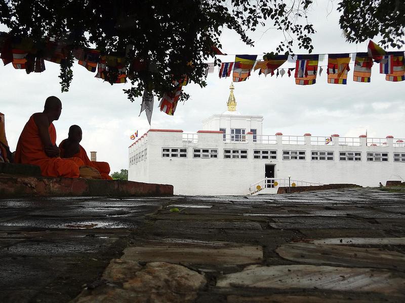 Melhores momentos de viajar no Nepal 1
