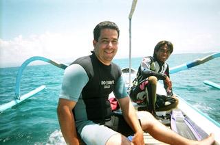 André Parente Entrevista Viagens