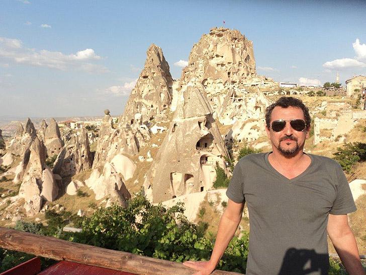 Francisco Mazzoni Entrevista