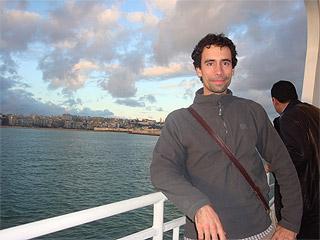 David Samuel Santos Entrevista Viagens