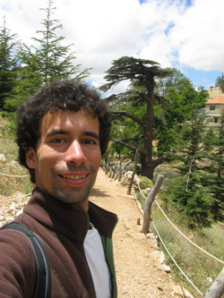 David Samuel Santos - Rubrica: Quem viaja
