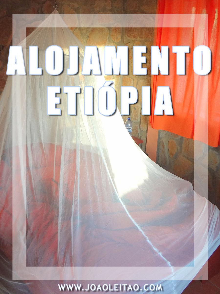 ALOJAMENTO ETIÓPIA