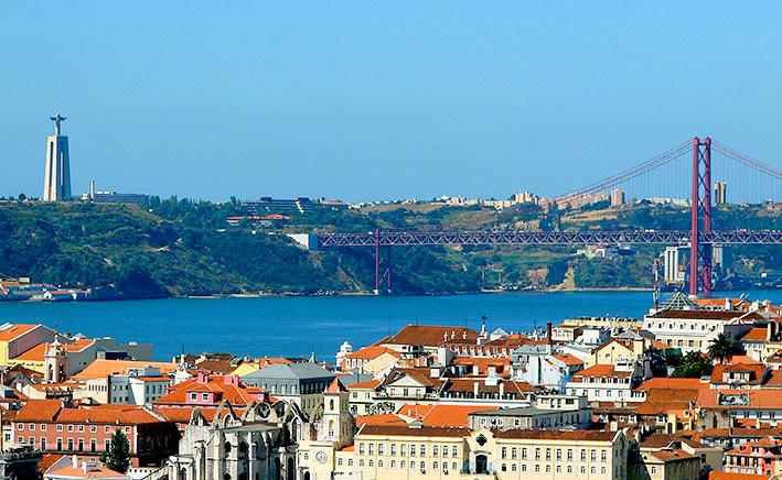 Cristo Rei em Lisboa