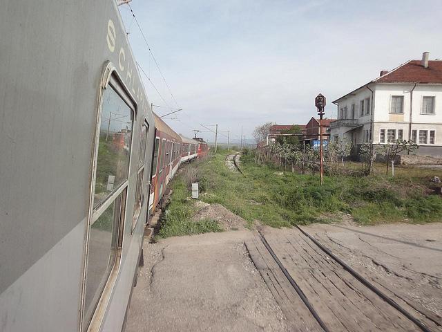 Comboio Istambul até Sofia, Turquia até Bulgária 2