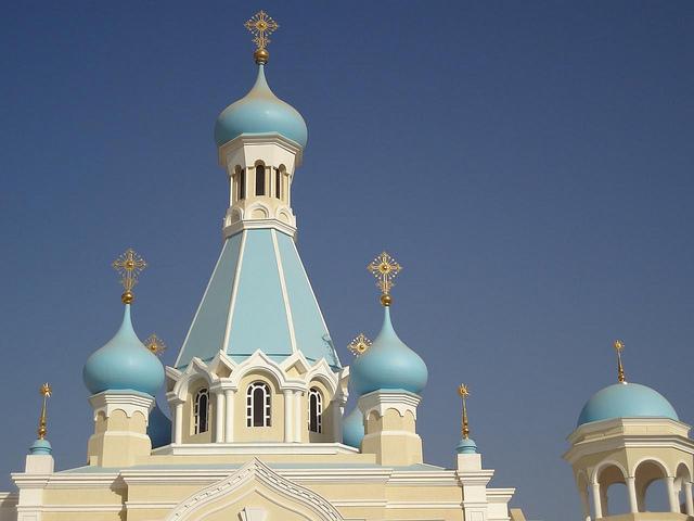 Igreja Ortodoxa Apóstolo São Filipe, Sharjah EAU 59
