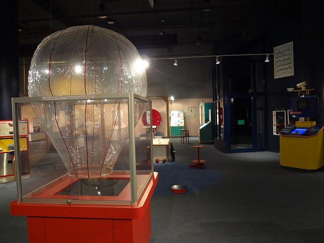 Museu da Ciência de Sharjah, Emirados Árabes Unidos 52