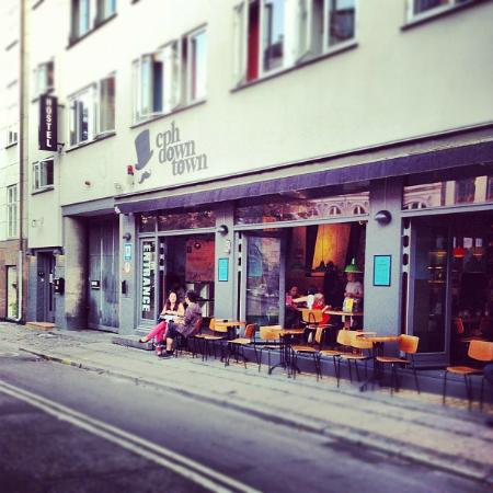 Hostel em Copenhaga, Dinamarca 1