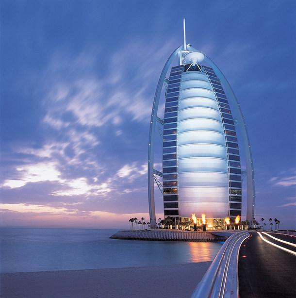 Hotel Burj al Arab no Dubai