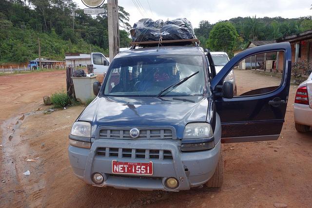 Táxi Oiapoque até Macapá, Amapá Brasil 5