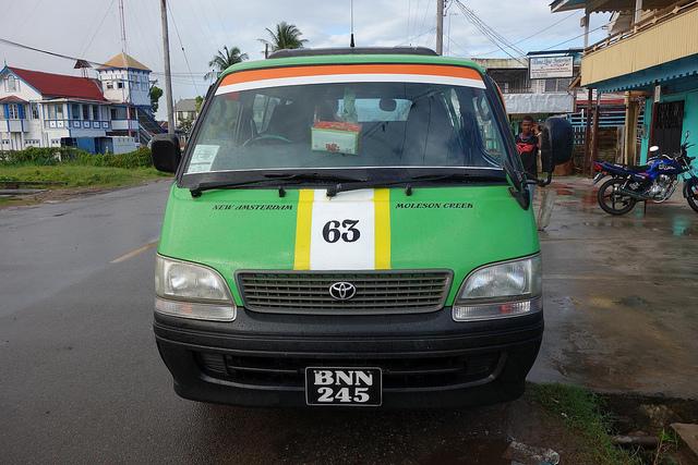 Transporte New Amsterdam até Moleson Creek, Guiana 7