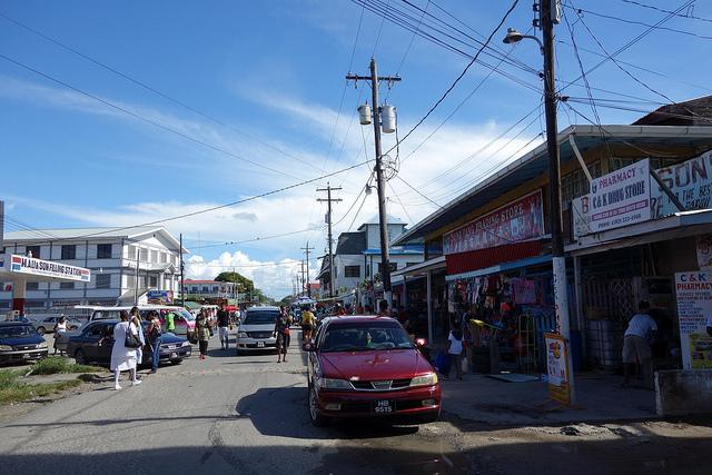 Fotografias de New Amsterdam, Guiana 2