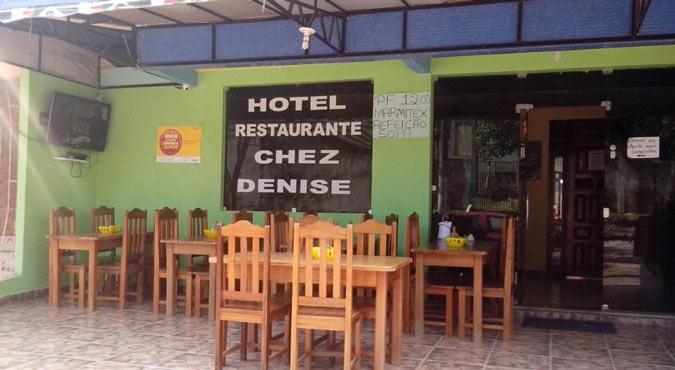 Hotel Chez Denise em Oiapoque